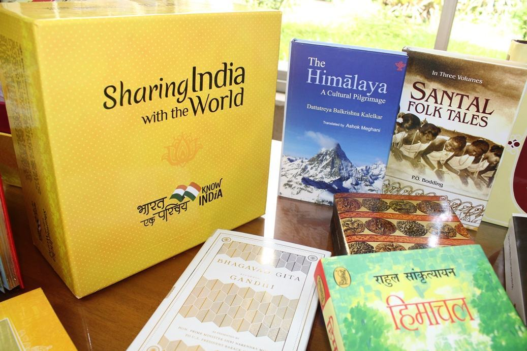 "Programa ""Sharing India with the World"""